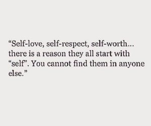 quotes, respect, and self image