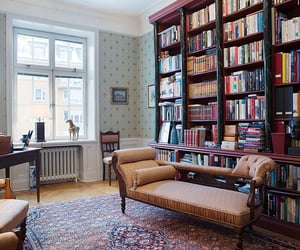 home library design and home library design ideas image