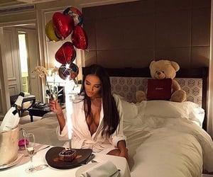 girl, luxury, and beauty image