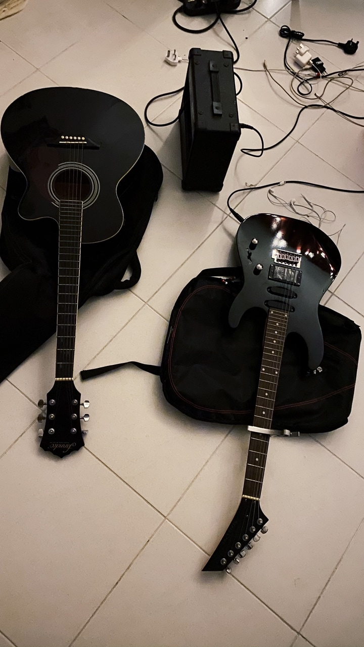 acoustic, aesthetic, and band image