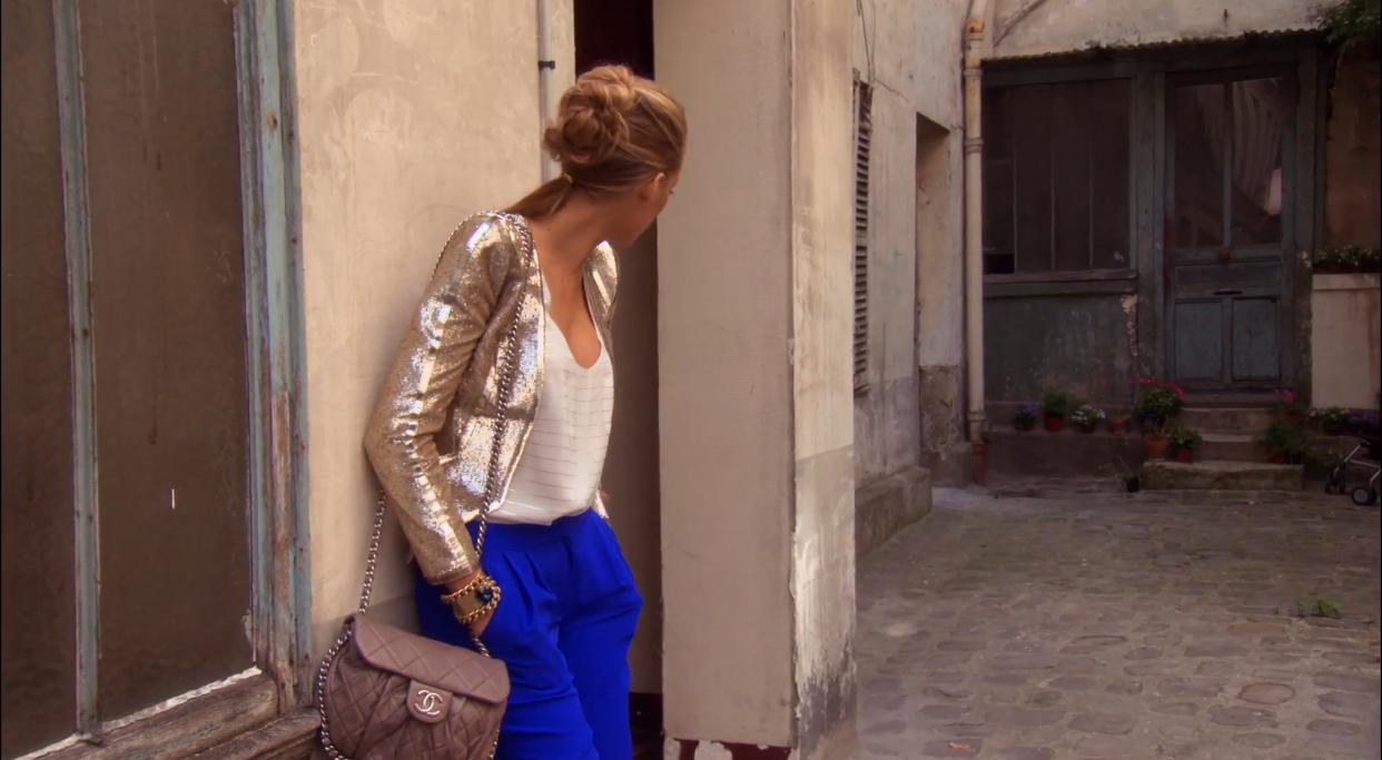 gossip girl, paris, and blairwaldorf image