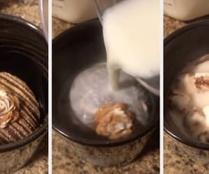 tiktok and hot cocoa bombs image