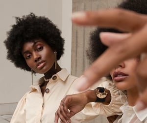 Afro, beauty, and black image