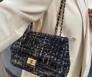 bag, fashion, and shoulder bag image
