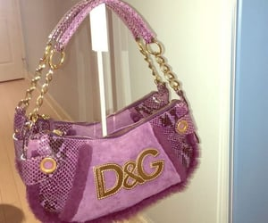 bag, dolce and gabbana, and D&G image