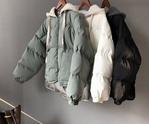 clothes, cold, and fashion image