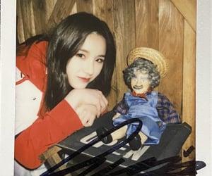 polaroid, heejin, and jeon heejin image