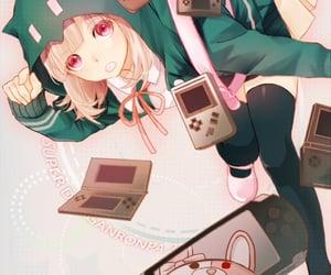 chiaki nanami, anime waifu, and anime girl image