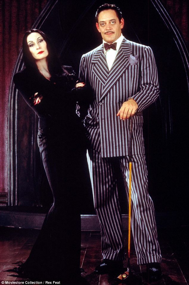 addams family, bonnie and clyde, and Marvel image