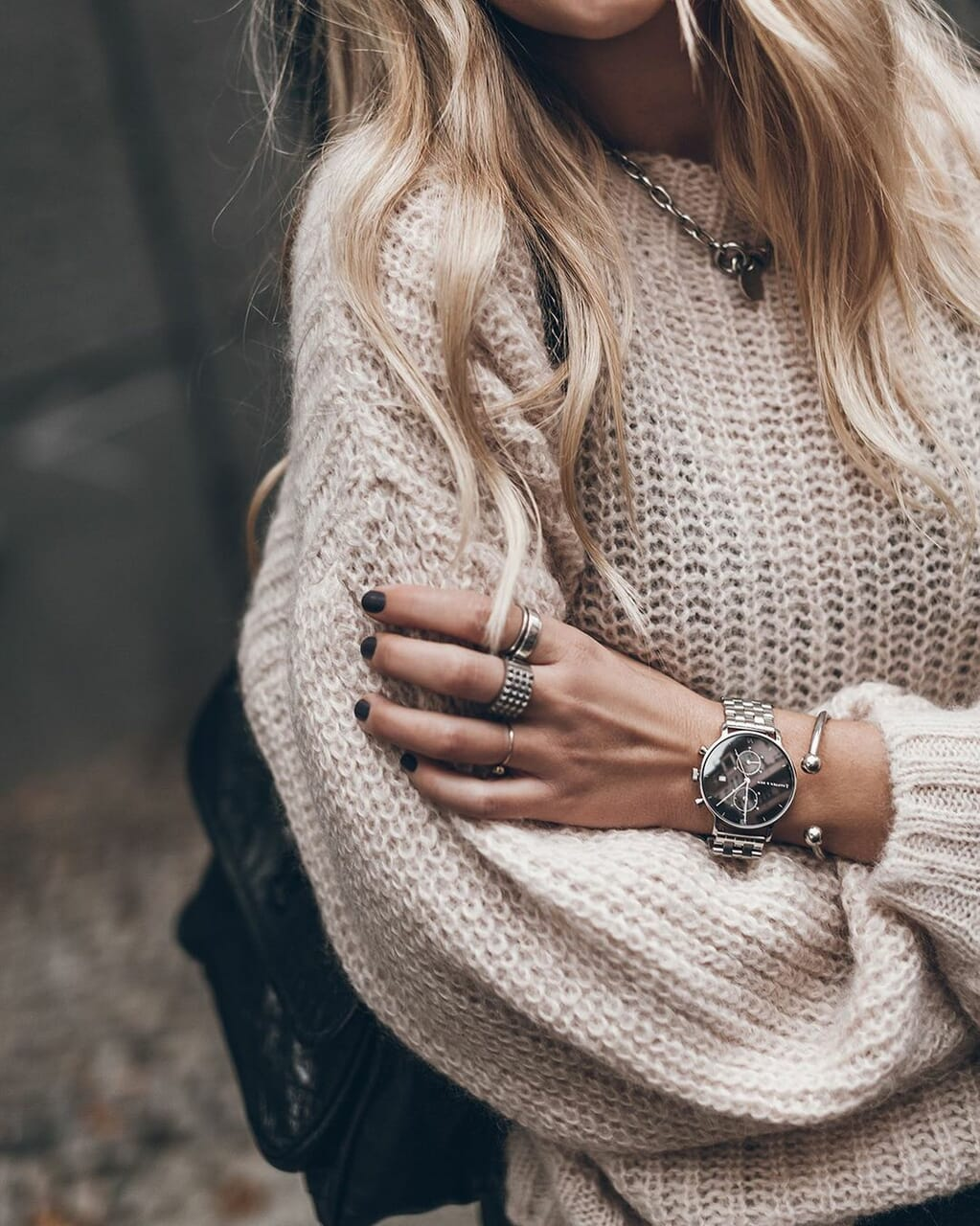blogger, comfy, and fashion image