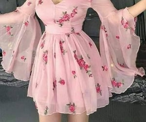 aesthetic, pastel, and dress image