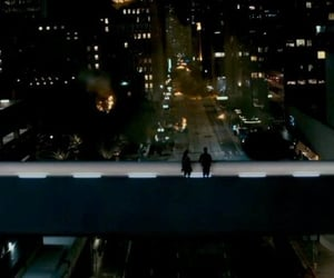 bridge, indie, and night image
