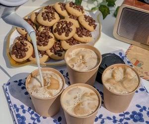 coffee, Cookies, and food image