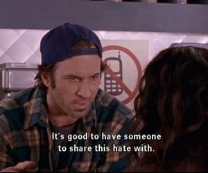 lorelai, quote, and tv series image