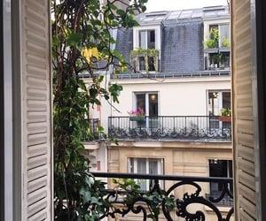 architecture, paris, and places image