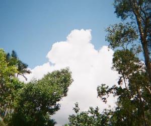 cloud, hong kong, and film camera image