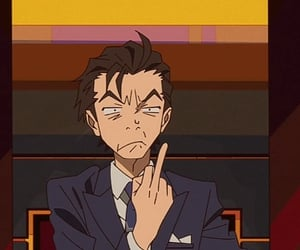 anime, edamame, and laurent image