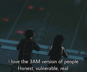anime, quote, and 3am image