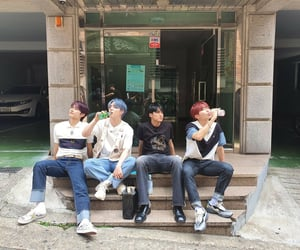 jun, mingyu, and seungkwan image