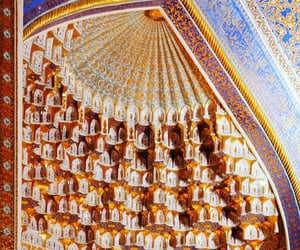 architecture, islam, and religion image