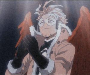 aesthetic, anime, and hawks image