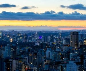 blue, brasil, and brazil image