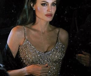 actress, photography, and Angelina Jolie image