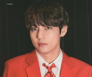 scan, bts, and taehyung image