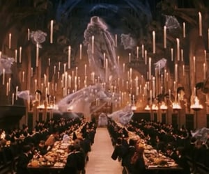 ghosts, harry potter, and sorcerers stone image