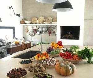 cooking, fruit, and home image