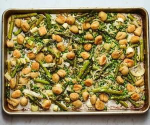 asparagus, pasta, and gnocchi image