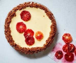 cake, cheesecake, and grapefruit image