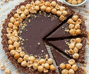 chocolate, delicioso, and comida image