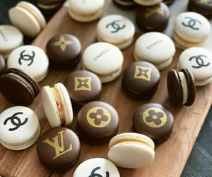 chanel, dessert, and food image