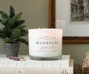candles, christmas, and holiday image