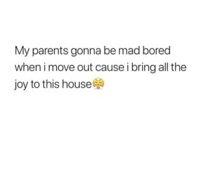 bored, child, and home image