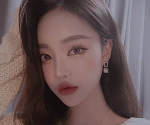 aesthetic, asian girls, and korean image