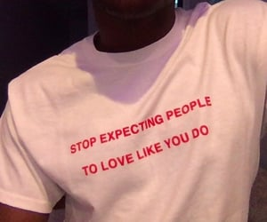 quotes, shirt, and love image
