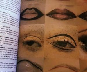 makeup, aesthetic, and aesthetics image
