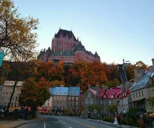 automne, autumn, and canada image