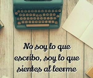 vida, frases español, and sentir image