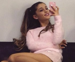 baby doll, pastel, and ariana grande image