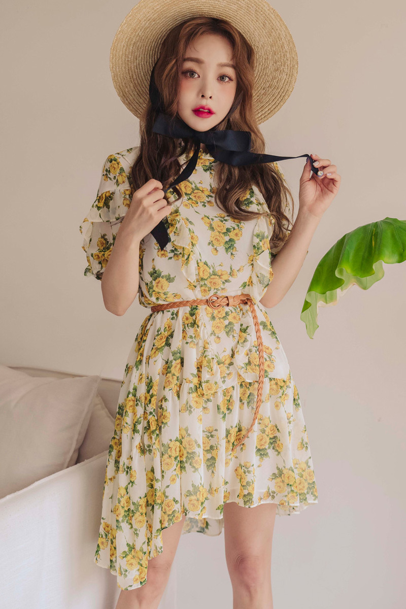 asian fashion, dress, and kfashion image