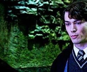 harry potter, hogwarts, and dark academia image