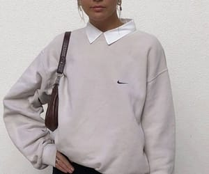 fall fashion, sweatshirt, and autumn style image