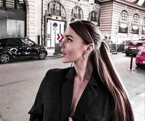 blazer, city, and fancy image