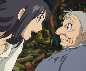 howl's moving castle image