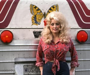 trailer park, butterfly, and dolly parton image