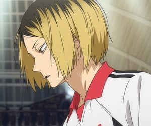haikyuu, anime, and kenma kozume image