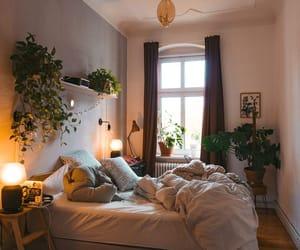 bedroom, aesthetics, and cozy image